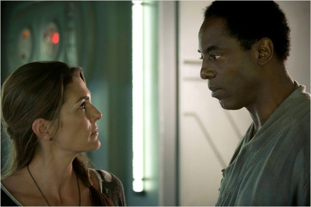 Isaiah Washington the 100