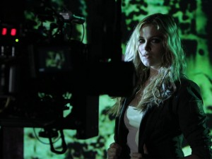 the 100 tournage