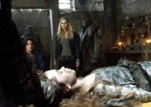 The 100 - Episode 1.11 - The Calm - clarke terriens