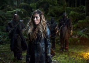 The 100 - Episode 1.12 - We Are Grounders - Part 1 - Promotional Photos Anya