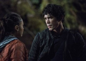 The 100 - Episode 1.12 - We Are Grounders - Part 1 - Promotional Photos raven Bellamy 2