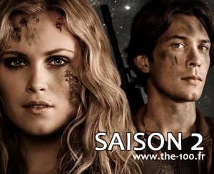 The 100 - saison 2 france