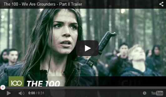 the 100 1x13 episode final Octavia