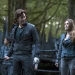 the-100-saison 2 2x01  Kane et Abby 2
