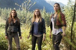 The 100 - Episode 2.06 - Fog of War - Promotional Photos