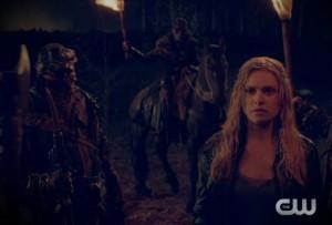 the 100 2x08 Clarke
