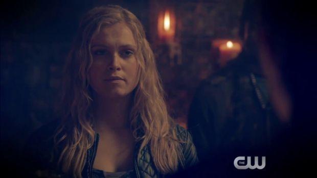 the 100 2x09 Clarke