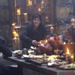 The 100 - Episode 2.09 - Remember Me - Bellamy et Raven