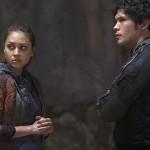 The 100 - Episode 2.09 - Remember Me - Bellamy et Raven 2