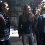 The 100 - Episode 2.09 - Remember Me - Clarke, Raven, Finn, Abby, Octavia
