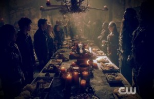the 100 2x09 remember me