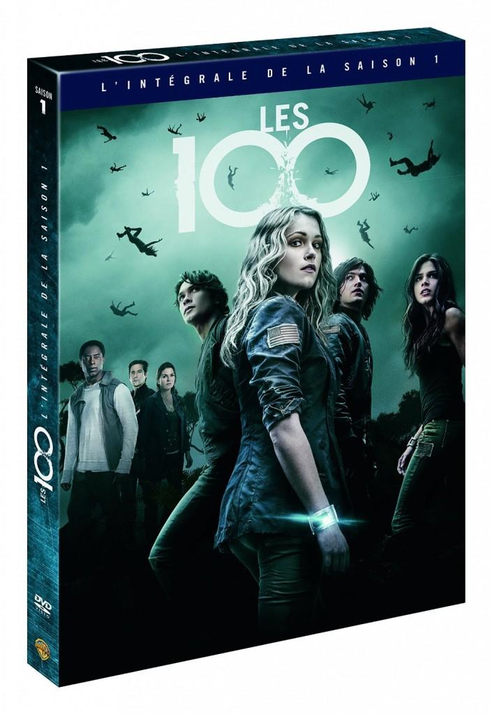 les 100 intégrale dvd saison 1