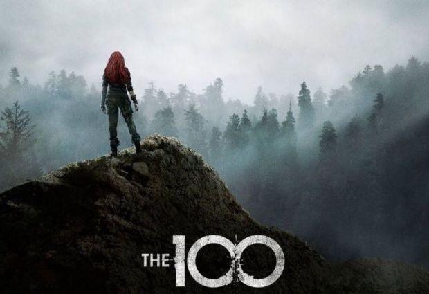 The 100 - Season 3 - Promotional Poster saison 3