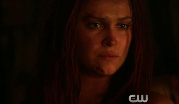 the 100 saison 3 trailer Clarke