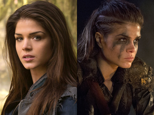marie avgeropoulos octavia the 100 france. Black Bedroom Furniture Sets. Home Design Ideas