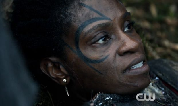 the 100 3x05 Indra