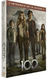 dvd the 100 saison 2