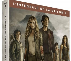 dvd the 100 saison 2 620