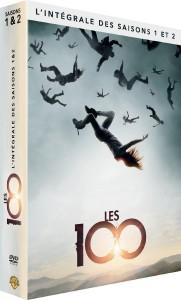 jaquette dvd the 100 saison 1 et saison 2