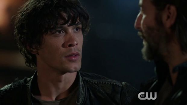 the 100 3x08 bellamy Kane