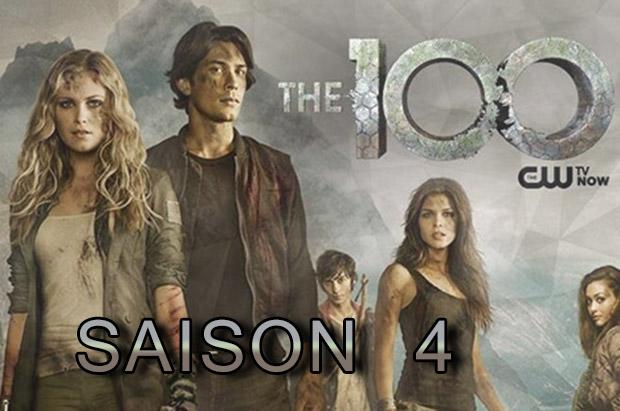 the-100 saison 4 affiche