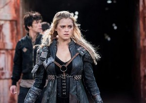 the 100 3x13 Join or Die - Clarke