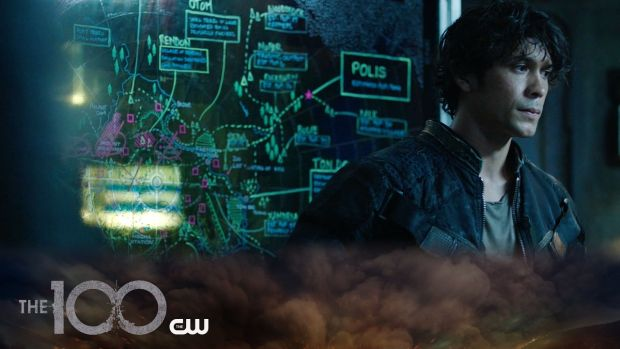 The 100 _ Heavy Lies The Crown Trailer _ The CW (BQ)