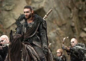 The 100 - Episode 4.05 - The Tinder Box king roan