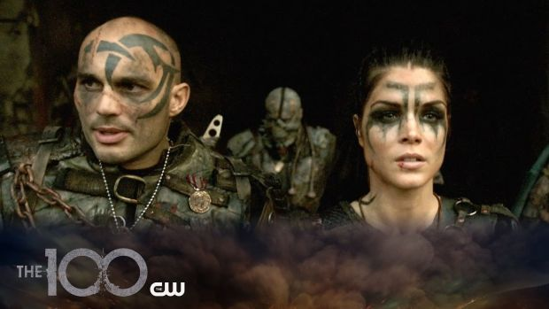The 100 _ Die All, Die Merrily Trailer _ The CW (BQ) octavia