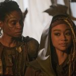 the 100 4x09 Indra et gaia