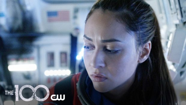 The 100 _ Praimfaya Trailer _ The CW (BQ) season finale 4x13